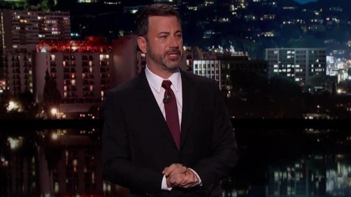 Thank you, Jimmy Kimmel!